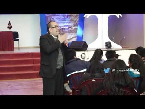 """Seminario """"Como Enamorar con 1 Sol"""" Pr. Yban Balabarca - UPeU - J / 20-09-16"""