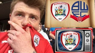 Barnsley 2 Bolton Wanderers 2 | Our Own Worst Enemy! | Matchday Vlog#48