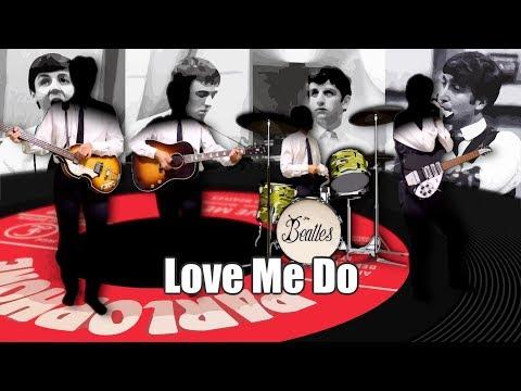 Love Me Do - The Beatles karaoke cover mp3