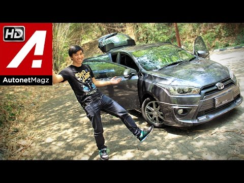 All New Yaris Trd Sportivo 2017 Harga Kijang Innova 2.4 Q A/t Diesel Venturer Wn Toyota Review 2014 Indonesia By Autonetmagz