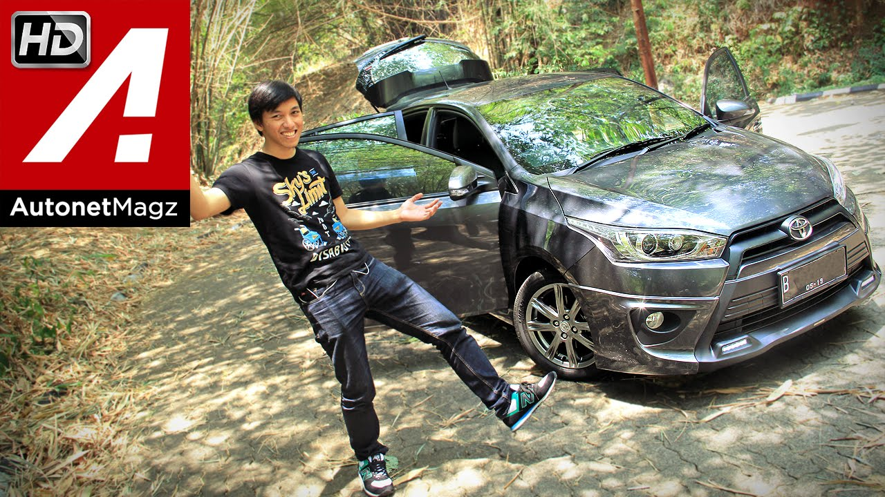 Toyota Yaris Trd Sportivo Manual Meja Lipat All New Kijang Innova Review 2014 Indonesia By Autonetmagz Youtube