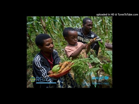 The Vegetables Song - Communication Material for Early Childhood Development