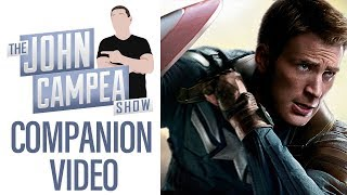 Should Chris Evans Be On The Mount Rushmore Of Comic-Book Actors - TJCS Companion Video