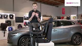 Maxi-Cosi AxissFix Air autostoel | Review