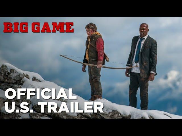 Big Game – Official U.S. Trailer HD