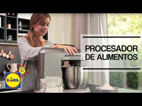 Procesador de alimentos super fast mixer 8 funciones en - Procesador de alimentos lidl ...