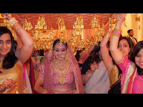 Bride Entry | Indian Bride | Indian Wedding | 2019