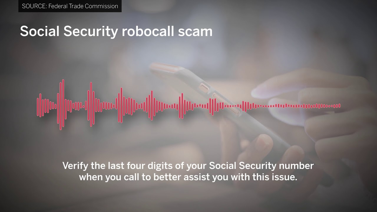 Complaints about fake Social Security calls up 1,000 percent