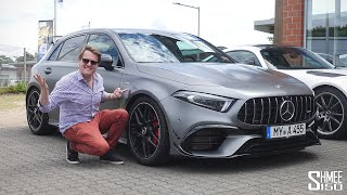 What's Happening With 'My' AMG A45 S!