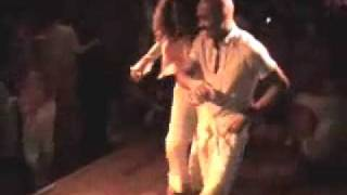 Cuban Salsa timba  social dance by Vaini y Chocolate
