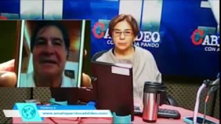 """Roger Pinto responde al Gobierno: """"No soy accionista de Lamia"""""""