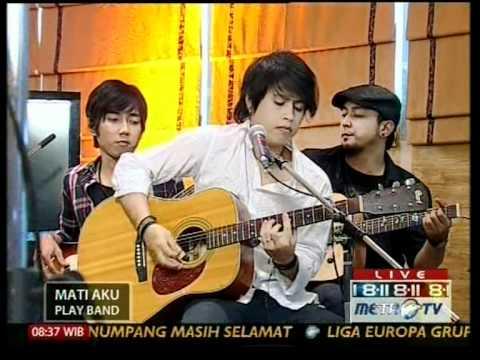 Play Band - Mati Aku,Live Performed di 8-11 (30/09) Courtesy MetroTV