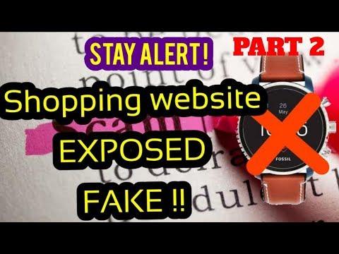 Fake Seller With Multiple Websites ALERT ! | Part - 2 | 2019