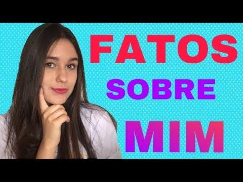 FATOS SOBRE MIM