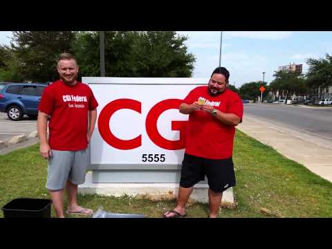 CGI Federal Social Club ALS Ice Bucket Challenge