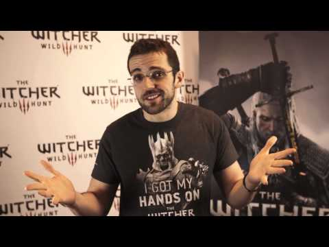 The Witcher 3 - Gameplay Preview Event in Warsaw (PS4)