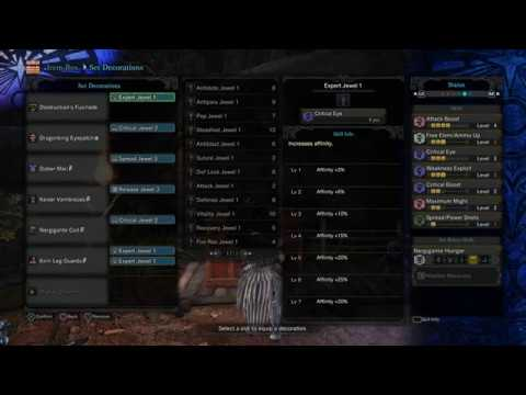 [MHW] Ultimate Spread Shot Bowgun Armor Build