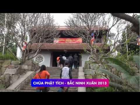Chùa Phật Tích - Bắc Ninh, Việt Nam