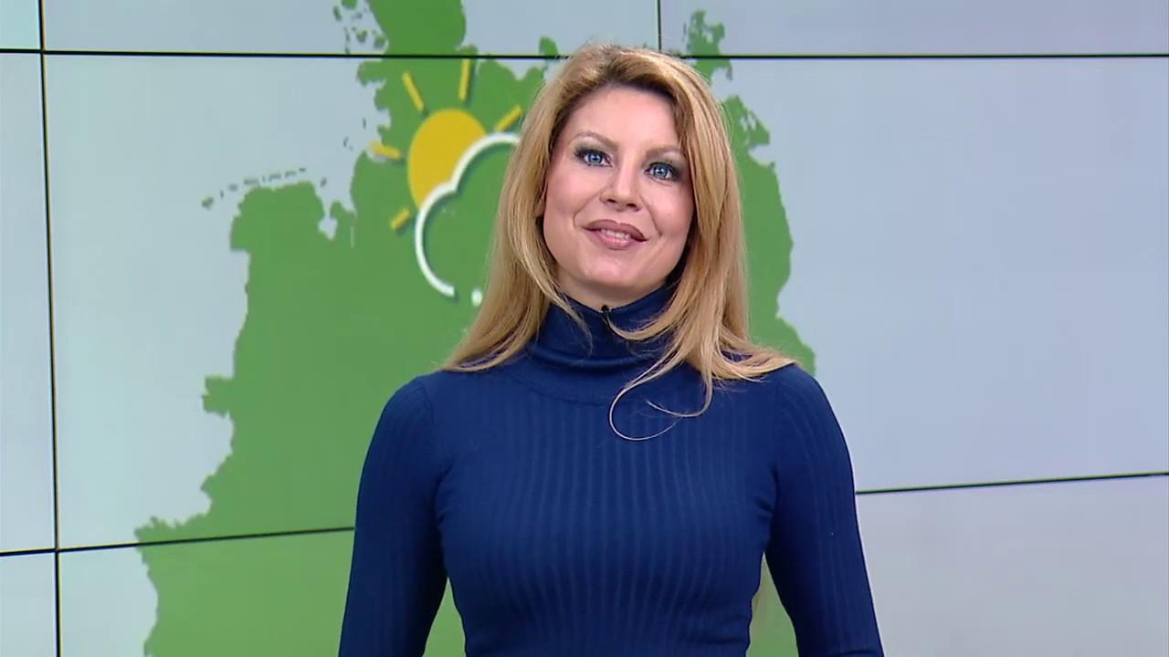 Welt Wetter Moderatorin