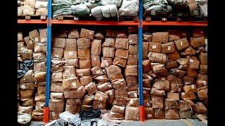 Contrabando, el flagelo calificado por las autoridades como un sistema de economía criminal
