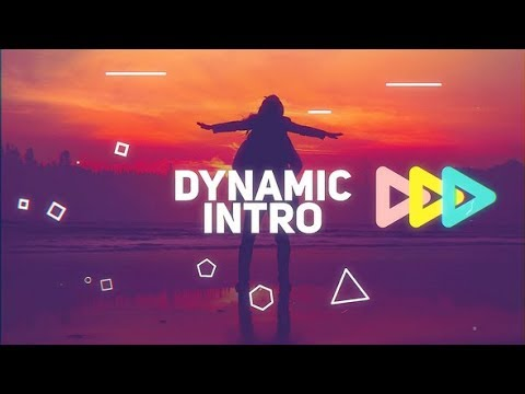 Future Bass Dynamic Intro - After Effects template - 동영상