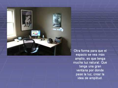 Fotos de decoraci n para oficinas peque as fotos de casas modernas youtube for Oficinas pequenas modernas en casa