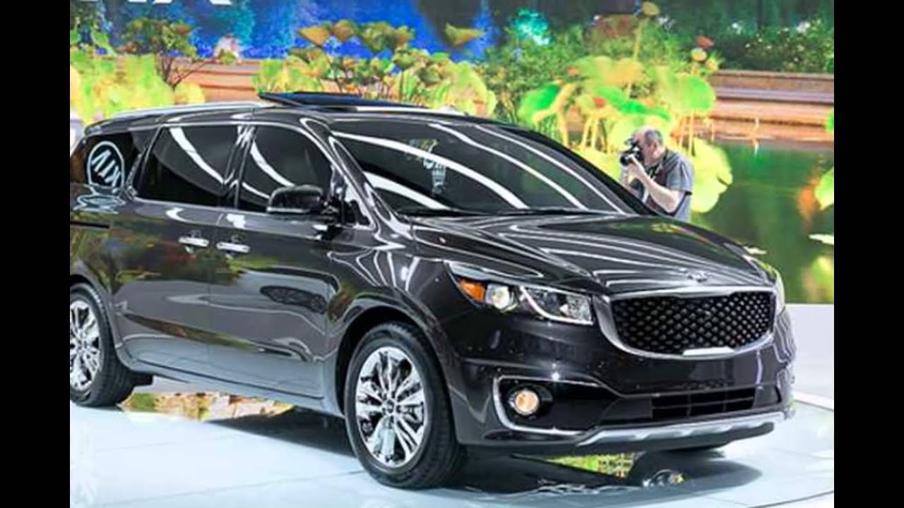 2016 2017 kia sedona minivan first release overviews. Black Bedroom Furniture Sets. Home Design Ideas