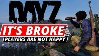 DAYZ NEW UPDATE LIVE REVIEW! Fishing! New Guns And More! Last Time I Play?