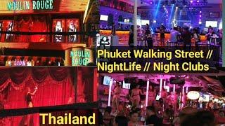Bangla road walking Street patong Phuket Thailand part2