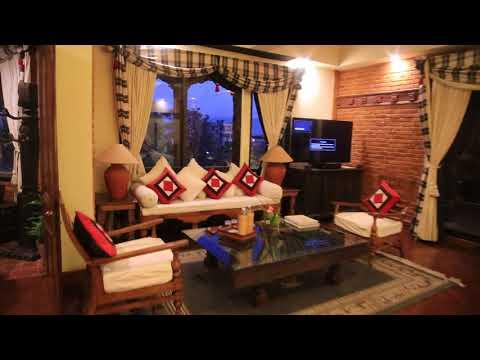Royal Suite Room at Dwarika's Hotel