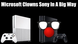Microsoft Absolutely Embarrasses Sony, And It's Hilarious!