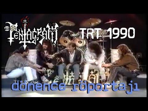 Pentagram Röportajı - Dönence Programı / TRT 1990