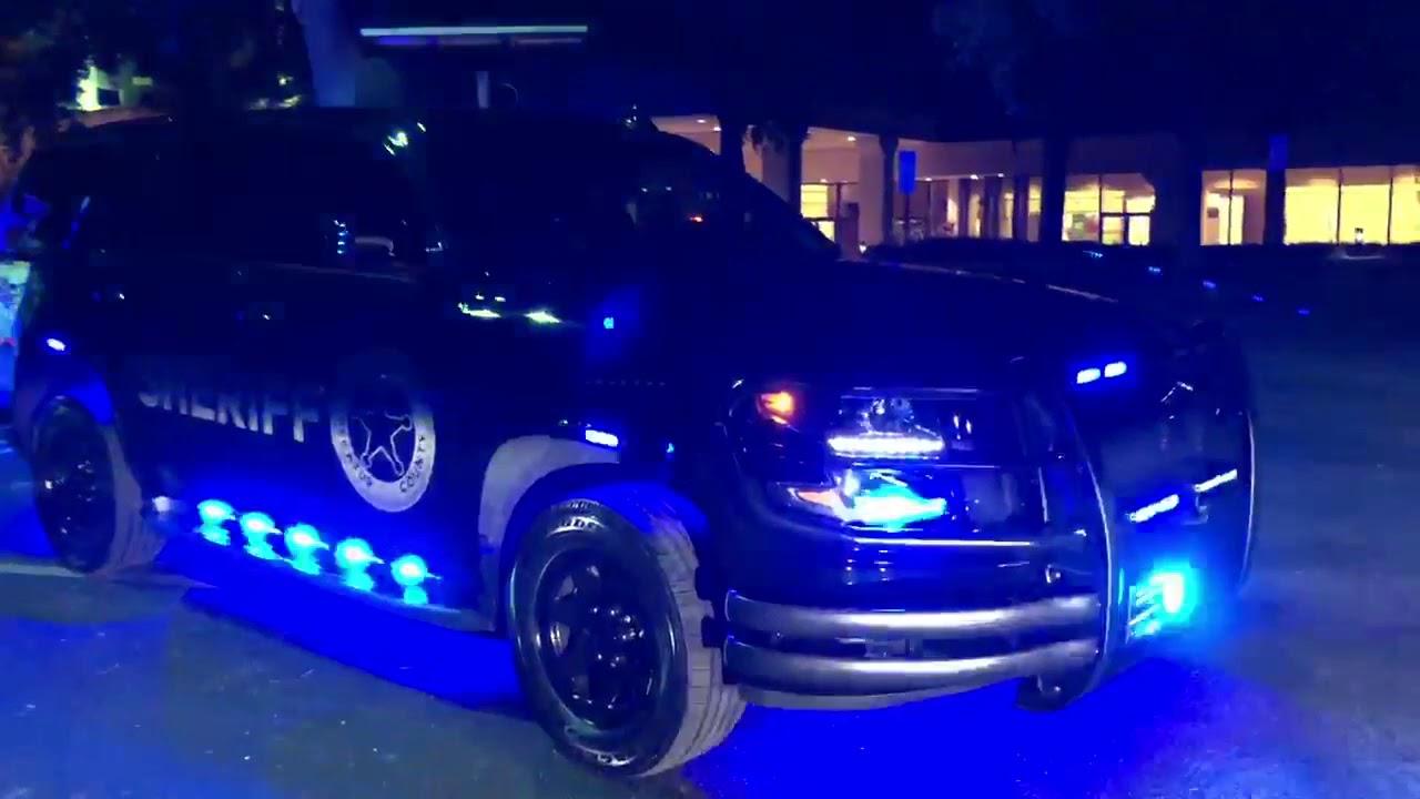 Hg2 Emergency Lighting 2018 Tahoe