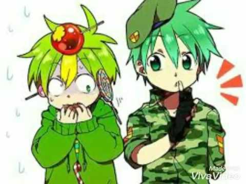 Happy Tree Friends En Anime Poker Faces Youtube