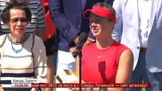 Чемпіонка Світоліна розчулена шаленою підтримкою українців