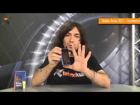 Nokia Asha 501 inceleme - Teknokulis.com