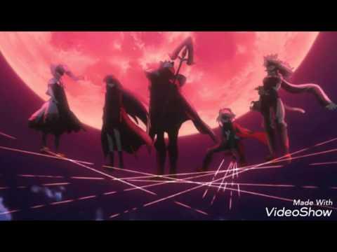 Akame ga kill opening 2 Full