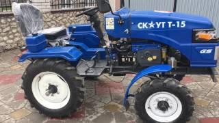 ВідеоОбзор Мототрактора СКАУТ Т-15(, 2017-04-24T15:31:33.000Z)