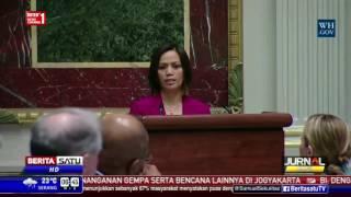 Srikandi Indonesia Akan Pidato di Konvensi Nasional Partai Demokrat AS