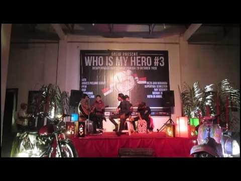 ATAP BOCOR Live @ WHO IS MY HERO part 1