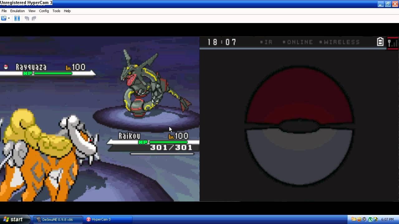 <b>cheat code</b> for rayquaza in <b>pokemon white</b> - YouTube