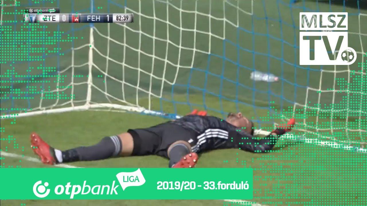 ZTE FC – MOL Fehérvár FC | 1-1 | (0-1) | OTP Bank Liga ...