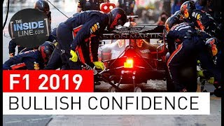 RED BULL RACING: QUIET CONFIDENCE