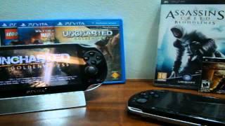 PSVita vs PSP comparativo