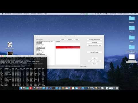 Design With Neje Laser Engraver on Mac OSX: 6 Steps