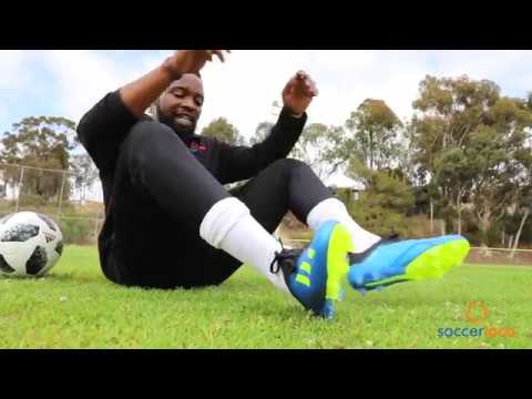 esposa Inevitable Doncella  adidas X 18 & 18.1 - Play test and Review - YouTube