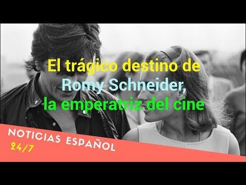 El trágico destino de Romy Schneider, la emperatriz del cine