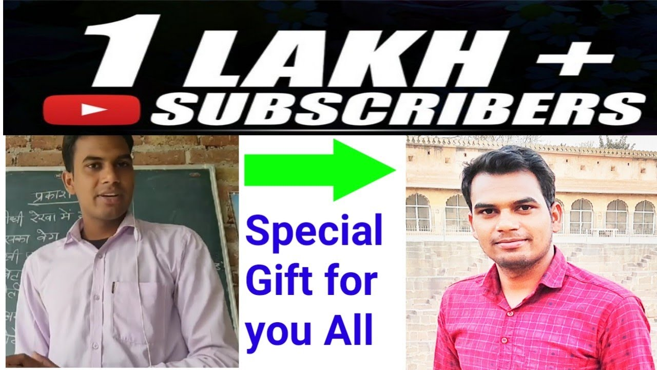 Thank u for 100k Family। Special Gift for all of you। must watch this video