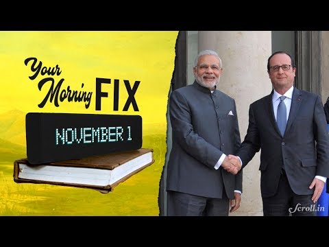 Your Morning Fix: 'Disclose Rafale deal pricing, Indian offset partner details,' SC tells government