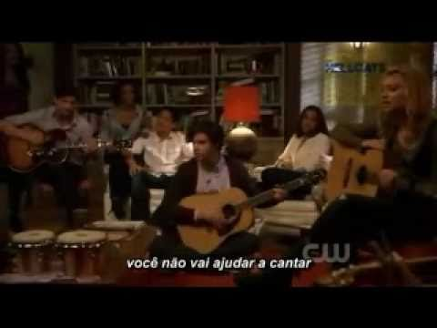 Aly Michalka & Ben Cotton - Redemption Song (Bob Marley) - Hellcats (Legendado)
